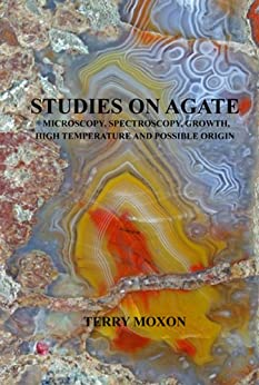Studies on Agate (English Edition) di [Moxon, Terry]