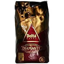 Delta cafés yc001-dm diamante granos de café, ...