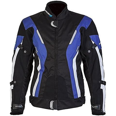 Spada moto tessile giacca curva impermeabile