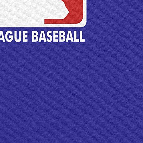 ... Planet Nerd Stranger League Baseball - Damen T-Shirt Blau ...