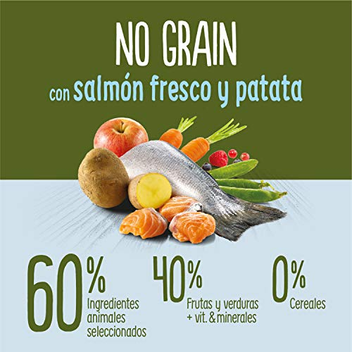 True Instinct No Grain Mini Adult - Pienso sin Cereales para Perros...