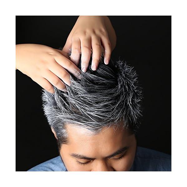Kayi Cera para teñir el pelo, fresca y natural, duradera, dinámica, instantánea, estilo libre, cera de peluquería, color…