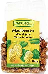 Rapunzel Maulbeeren, 2er Pack (2 x 100 g) - Bio