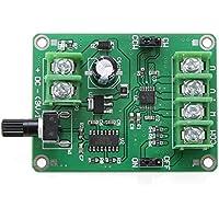 Losenlli Controlador sin escobillas del controlador de la placa del conductor del motor de 5V-
