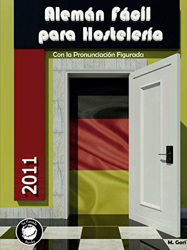 Aleman Facil Para Hosteleria por Margarita Gara Sastre