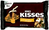 #8: Hershey's Kisses Milk Chocolate Filled With Caramel, 311g