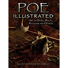 Poe Illustrated: Art by Dore, Dulac, Rackham and Others (Dover Fine Art, History of Art)