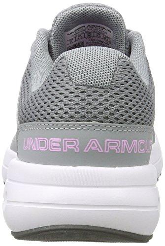 Under Armour UA W Dash RN 2, Chaussures de Running Femme Gris (Steel 035)