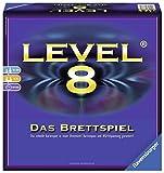 Level 8 Brettspiel: Das Schnelle Kartenspiel Dimension! Kartenspaß und Würfelspannung Garantiert!