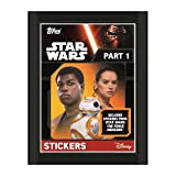 Topps - Colección de cromos de Star Wars: El Despertar de la Fuerza, 10 paquetes