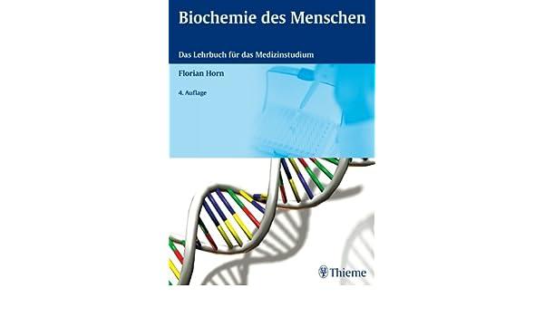 Biochemie pdf horn