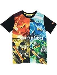 Lego Jungen Ninjago Masters of Spinjitzu T-Shirt