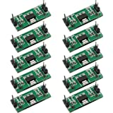 DAOKAI® 10PCS AMS1117-3.3 Module DC / DC-Step-Down Spannungsregler Adapter Konverter 3.3V Out
