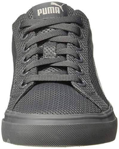 Puma Men's Iron Gate Silver Sneakers-8 UK/India (42 EU)(4060979154971)