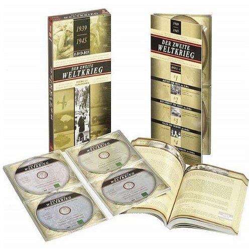 Der Zweite Weltkrieg (8 DVDs)