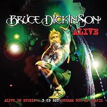 Alive in Studio a / Scream for Me Brazil by Bruce Dickinson