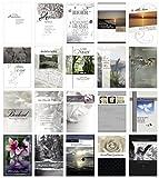 """Paperstyle 81-0020""""Trauer"""" Grußkarten Set"""