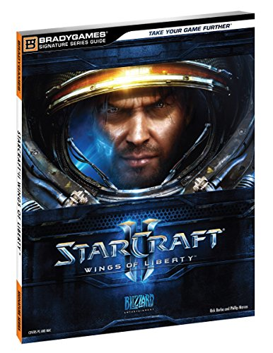 StarCraft II Signature Series Guide (Bradygames Signature Guides) by BradyGames (27-Jul-2010) Paperback