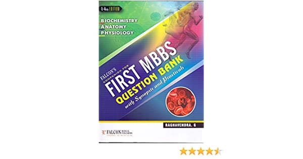 Amazon in: Buy falcons first mbbs question bank with