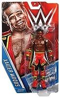 XAVIER WOODS - WWE SERIE 64 MATTEL GIOCATTOLO WRESTLING ACTION FIGURE