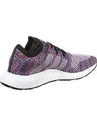release date: 387c0 4353d Adidas Swift Run Primeknit Hi-Res Red White Black 42.5