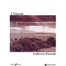 RICORDI EINAUDI L. - I GIORNI PER PIANOFORTE Classical sheets Other keyboards