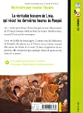 Image de LA VÉRITABLE HISTOIRE DE LIVIA QUI VÉCUT LES DERNIÈRES HEURES DE POMPÉI