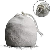 ALPIDEX Bola Chalk Rellenable 60 g Bola Chalk Escalada Gimnasia Halterofilia Entrenamiento Deportivo Chalk Ball, Peso:Chalkball 60 g Refill