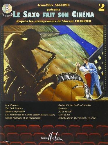 Le Saxophone fait son cinma Volume 2