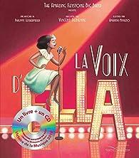 La voix d'Ella par Philippe Lechermeier