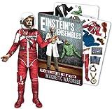 The Unemployed Philosophers Guild Einstein's Ensembles - Albert Einstein Magnetic Dress Up Doll Play Set