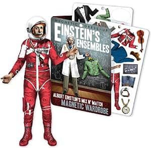 Einstein Ensemble Dressing Up Fridge Magnets
