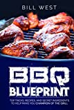 BBQ Blueprint: Top Tricks, Recipes, and Secret Ingredients to Help Make You Champion Of The Grill (English Edition)