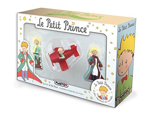 Plastoy 61040.0?Spielfigurenset, Motiv: Der Kleine Prinz?3Figuren: Der Fuchs, das Flu Preisvergleich