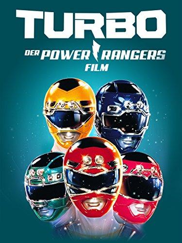 Power Rangers 2 - Turbo (Rangers Videos Power)