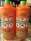 Horse Fitform CLAC Fliegenschutz Deodorant Doppelpack 2 x 1000 ml
