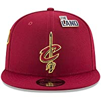 reputable site fabd5 5b5e7 New Era Cleveland Cavaliers 2018 NBA Draft 9FIFTY Snapback Cap Red