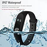 Welrock Samsung Galaxy 7102 Compatible Fitband | Smart Fitness Band With Heart Rate Monitor | Sensor | Pedometer | Sleep Monitoring Functions By Welrock