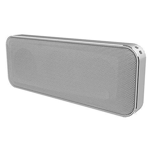 Altavoz Bluetooth Cuadrado inalámbrico Cuerno Doble Mini Bolsillo Metal portátil Ultra Delgado...
