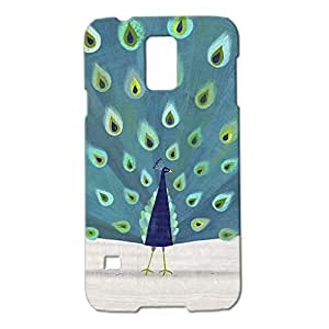 Mobile Cover Shop Glossy Finish Mobile Back Cover Case for Samsung S5