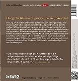 Die Elenden / Les Mis?rables (Ungek?rzte Lesung): 6 mp3-CDs