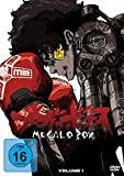 Megalobox - Volume 1 (Limitierte Edition mit Sammelschuber) LTD.