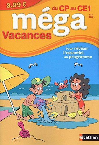Méga Vacances du CP au CE1
