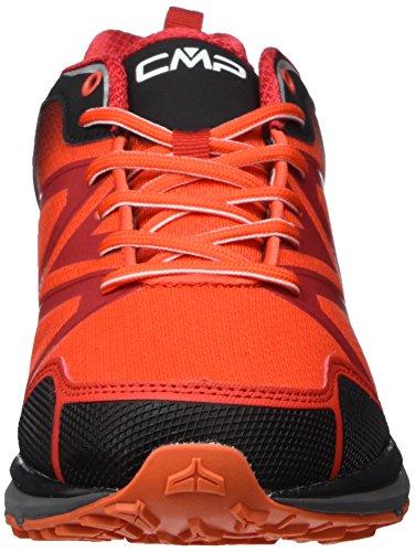 CMP Alya, Scarpe da Fitness Uomo Arancione (Orange Fluo)