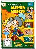 Martin Morgen - Martin der tapfere Musketier, Martin der begehrte Schotte, Martin, die Miniaturausgabe, Martin der gewitzte Detektiv