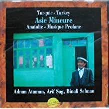 Asie Mineure: Anatolie - Musique Profane (Turkey) by Various Artists