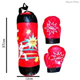 SMART PICKS KIDS BOXING PUNCHING BAG AND GLOVES