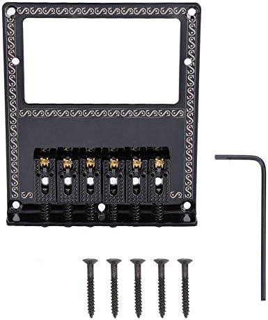 Dilwe Pont Fixe Fixe Fixe à Double bobinage Guitare électrique TL, Accessoire Guitare électrique B07G3B47Z1 eb61ef