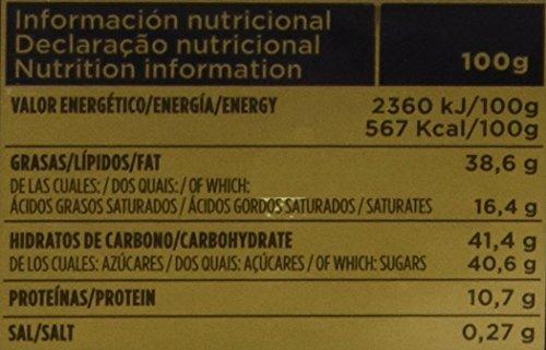 Valor Chocolate con Leche y Marconas Enteras - 250 g