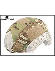 militaire paintball fast accessoire de casque tactique fast couvre-casque casque tissu Multicam MC